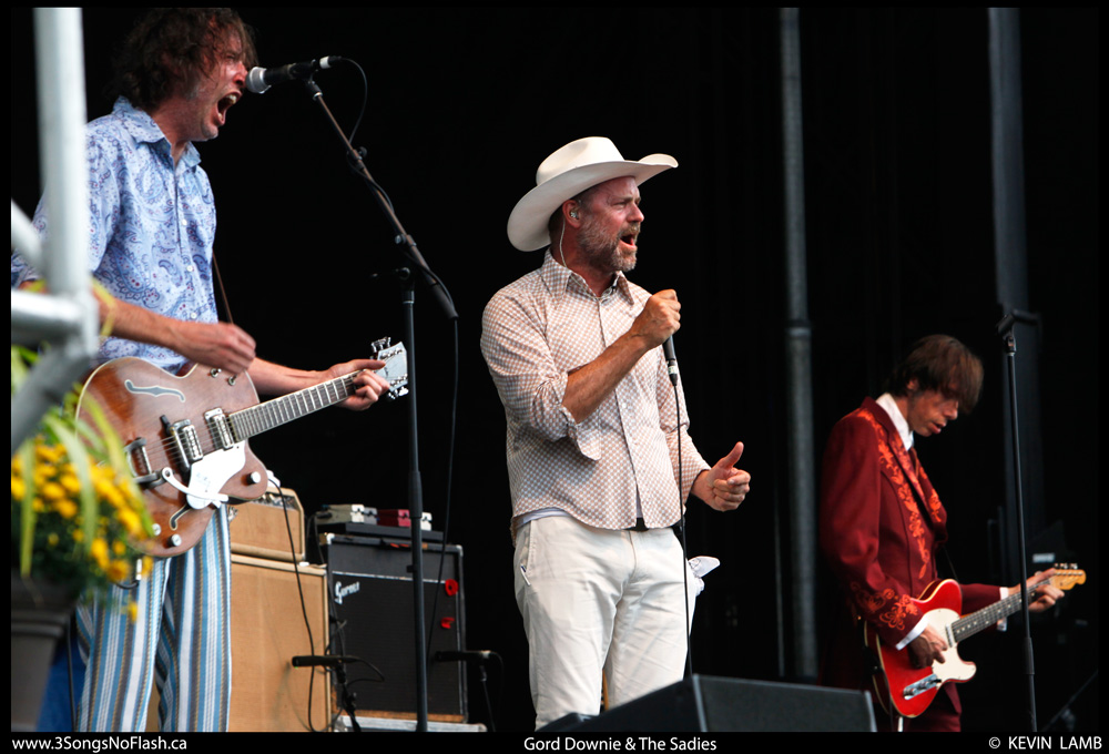 Gord Downie & The Sadies