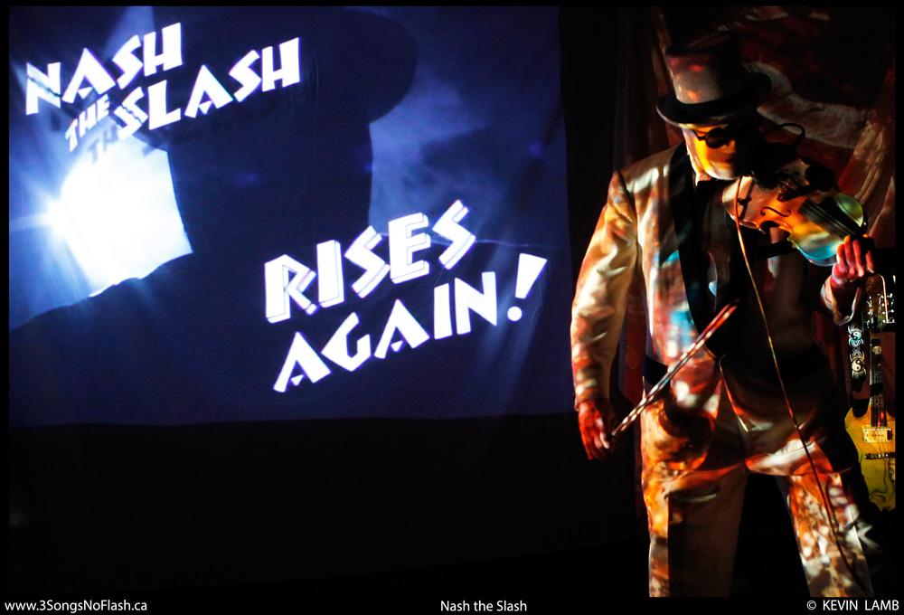 Nash the Slash